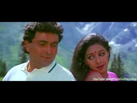 Tere Mere Hoton Pe Mitwa   Chandni 1080p HD Song