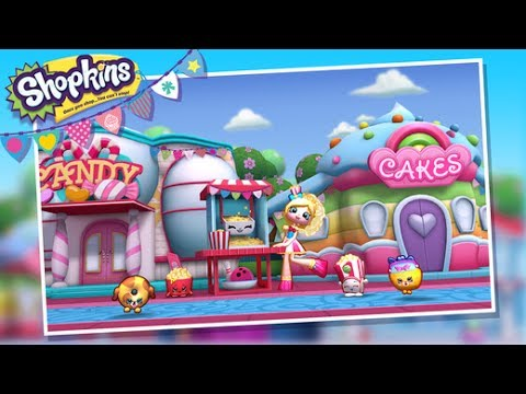 Shopkins World All Shopkins Mini Games Android Ios Free Shopkins Fun Kids Game Youtube