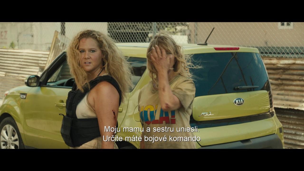 Re: Dámská jízda / Snatched (2017)