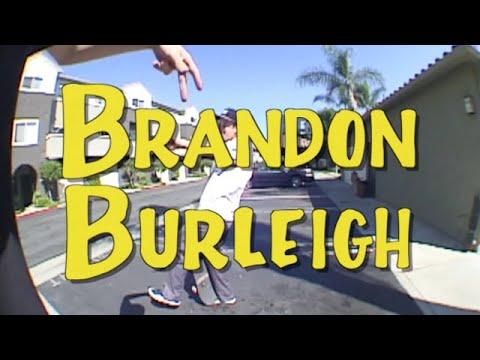 Brandon Burleigh, Glen House Part   TransWorld SKATEboarding