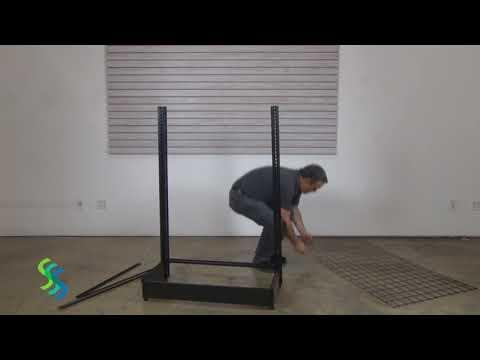 How to Assemble Grid Gondolas