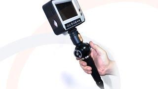 Profesjonalny endoskop, kamera inspekcyjna z ekranem 4,5 cala LCD - RF-ENDO-402-YKT