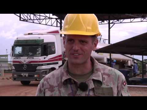 UNMISS: Swiss military personnel in South Sudan
