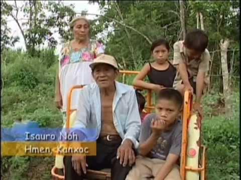 PUEBLO MAYA DE YUCATAN.-CELCI