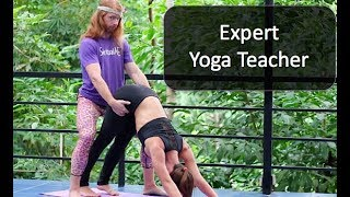 Becoming An Expert Yoga Teacher - Ultra Spiritual Life episode 68