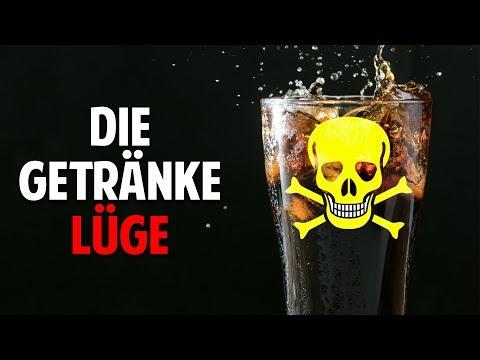 Die Getränke-Lüge: Was Dir die Lebensmittelindustrie verschweigt