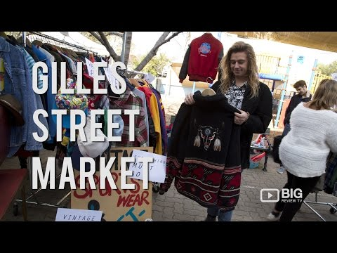 Events | Gilles St Market | Market | Adelaide | Review | Con
