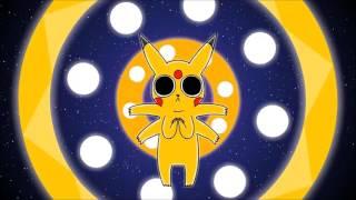 Genetix - Pikachu in Wonderland