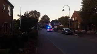 Politie noodhulp met spoed naar onbekend incident in Eemnes.