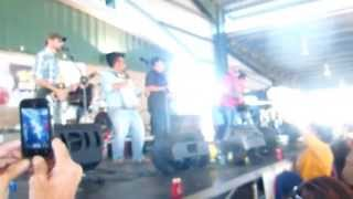 """Booty Call / Zydeco Party/ Medley...Travis Matte & the KingPins 10/4/14"