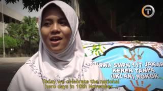 TEMPO YOUTH  Arti Pahlawan Bagi Generasi Muda (Englisih Subtitle)