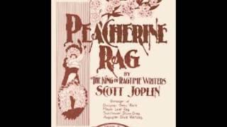 Peacherine Rag by Scott Joplin [ORCHESTRA VERSION]