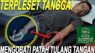 Video ini direkam oleh Pasien kami yg berasal Dari pekanbaru, beliau mengalami kecelakaan lalu linta.