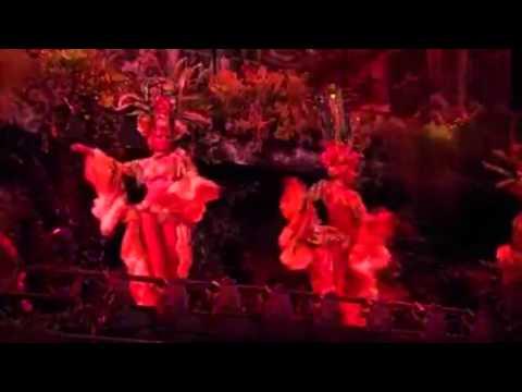 Cabaret Tropicana,Cuba on Pasmao Productions Booking