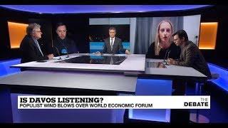 Is Davos Listening? Populist wind blows over the World Economic Forum