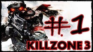 """KILLZONE 3 Detonado Dublado PT BR Parte 1 """" Um Novo Começo """""""