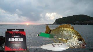 Рыбалка Чёрное море Джубга С берега на бомбарду и булер