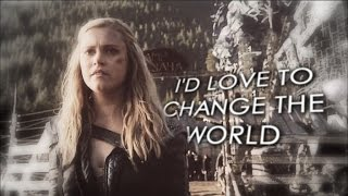 "Clarke Griffin | ""the blood is on your hands"""