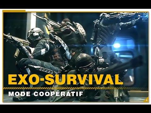 Exo Survival Round 217 World Record ? Advanced Warfare Gameplay Survie Detroit