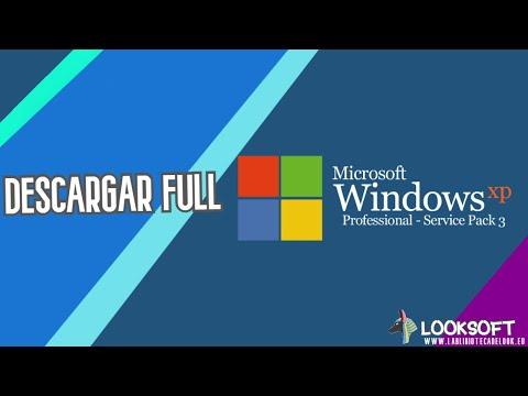 Descargar Windows XP SP3 En Español (ISO) 1 Link MEGA