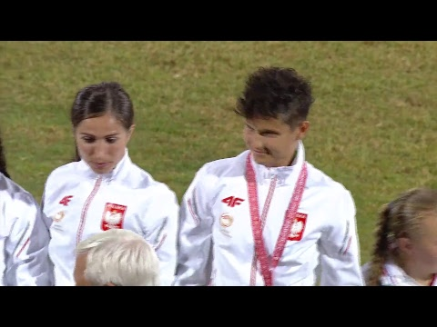 Poland v Russia - Gold Medal Match Women Football