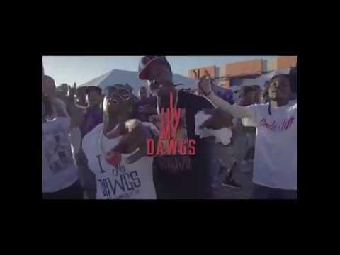 Kase 1 Hunnid Featuring Y.D I Love My Dawgs