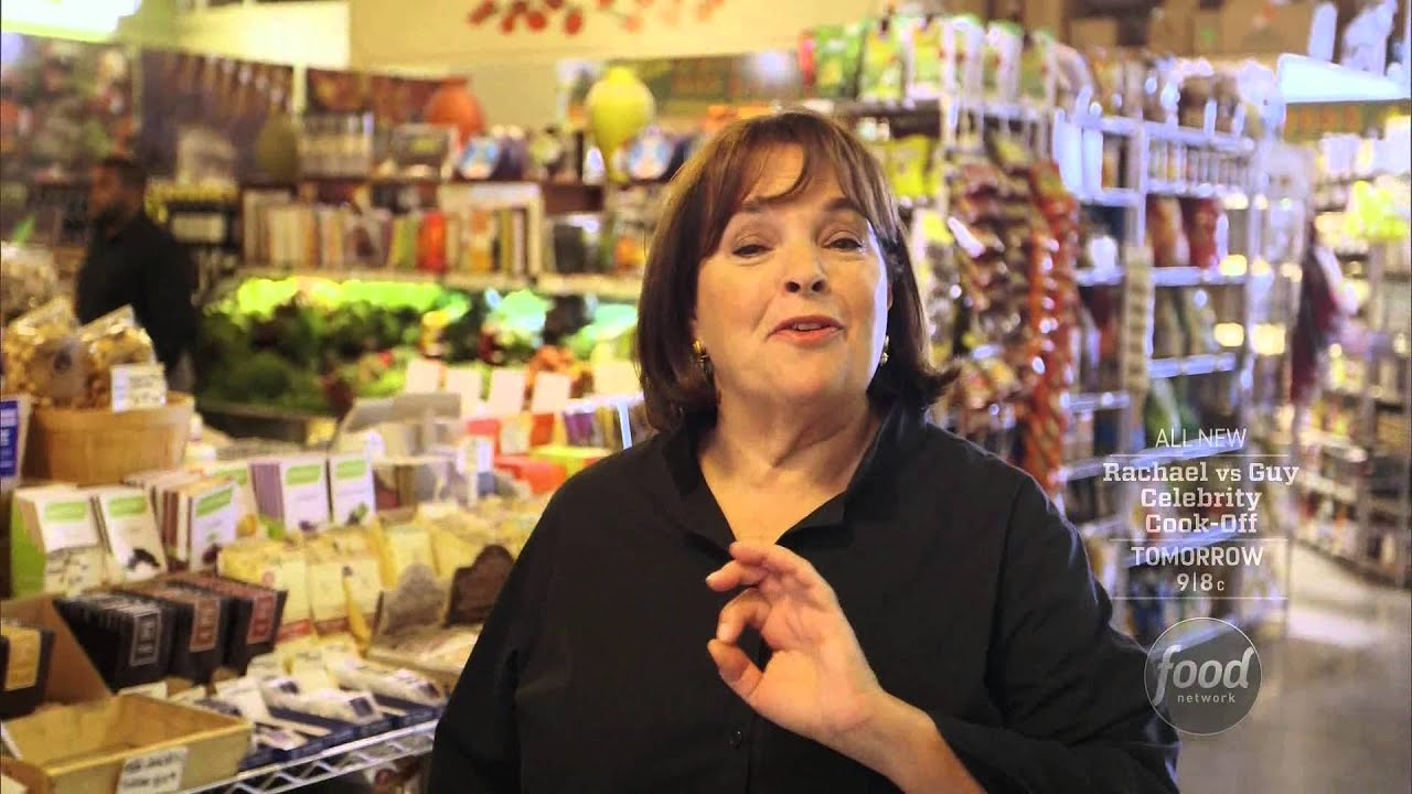 Ina Garten Bars The Barefoot Contessa At Our Farm Fresh To You Store