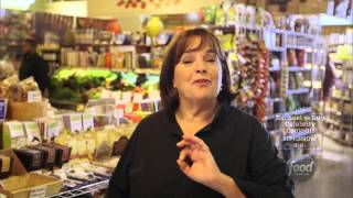 The Barefoot Contessa at our Farm Fresh To You Store
