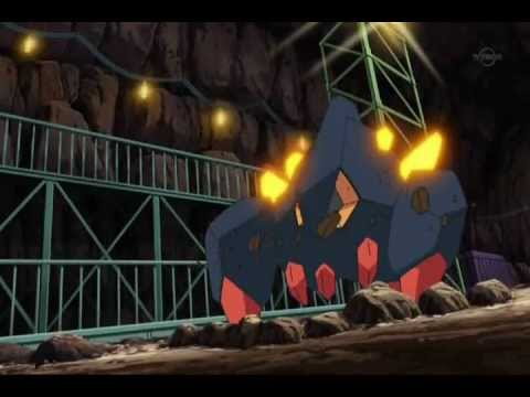Pokemon Best Wishes- Ash VS Clay [AMV] ~ Linkin Park