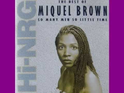 Miquel Brown- So Many Men So Little Time...HQ