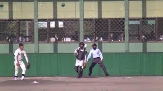 令和元年11月16日千代田運動公園野球場。