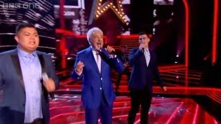 The Voice UK 2013 | Team Tom sings