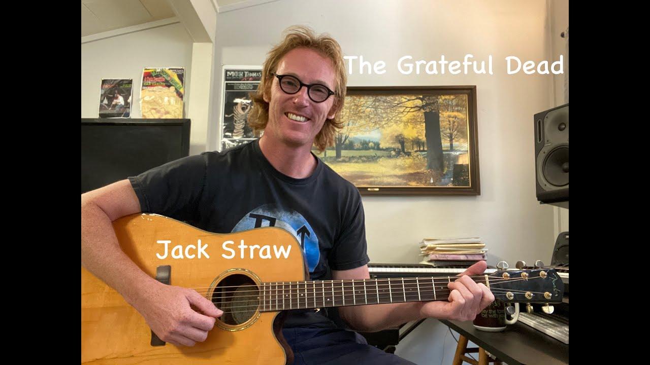 Jack Straw   The Grateful Dead   Guitar Lesson