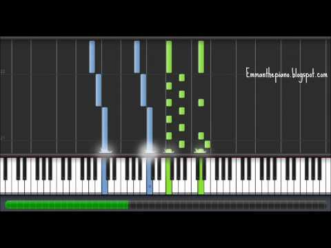 How to Play Pyotr Ilyich Tchaikovsky  1812 Overture Measure 349 on Piano 100%