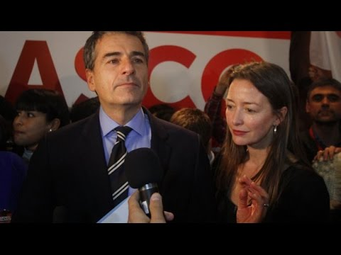 Consuelo Saavedra y rumor de separación con Andrés Velasco - Primer Plano