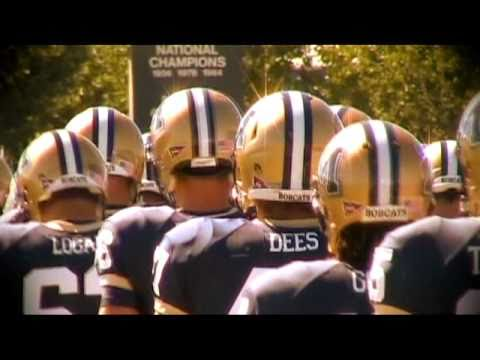 Montana State Bobcats- Run This Town (Updated Highlights 10/24/10)