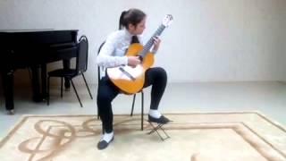 78  Скубилина Сюзанна с п  Локосово   Аргентинская мелодия