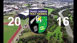 trans tasman tag football nz vs aus
