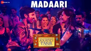 Madaari The Extraordinary Journey Of The Fakir | Dhanush | Vishal D & Nikhita G | Amit T