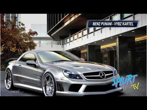 VIDEO! BENZ PUNANY - VYBZ KARTEL (HD 1080p) (HQ AUDIO) (S Class Riddim) DEC 2010