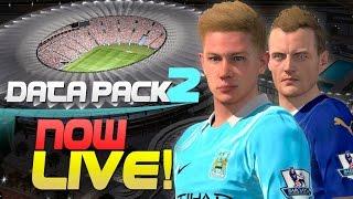[TTB] PES 2016 - Data Pack 2 Update Now Live! - New Stadium, Faces & More!