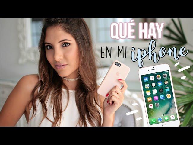 ¿QUÉ HAY EN MI IPHONE!!?: Edita tus fotos con esta app 😱 | Valeria Basurco