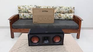 Klipsch Reference R-52C Center Channel Speaker 100 W Home Theatre