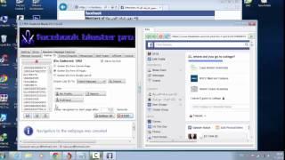 زيادة الأصدقاء في فيسبوك عن طريق برنامج FBP - Facebook Blaster Pro