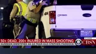 Gunman Hitman Hired Las Vegas Strip Deadliest False Flag Mass Shooting Attack!