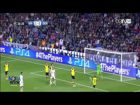 Real Madrid 3 -0 Borussia Dortmund all goals
