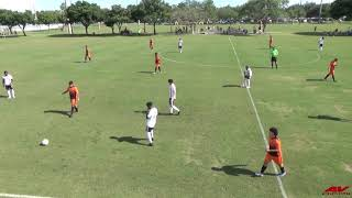 Miami Lakes 2001 VS Ft  Lauderdale Select