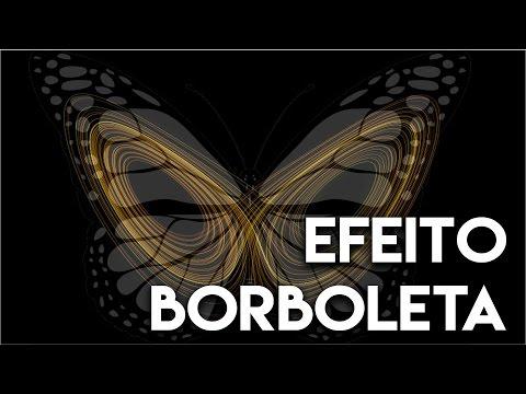 O voo de uma borboleta pode causar o caos - O Porquê das coisas
