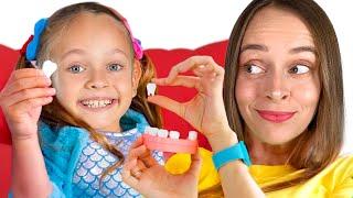 Зубная фея - Детская песня. Песни для детей от Майи и Маши