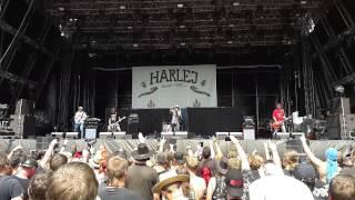 Harlej - Svařák, Masters Of Rock 2015 Vizovice